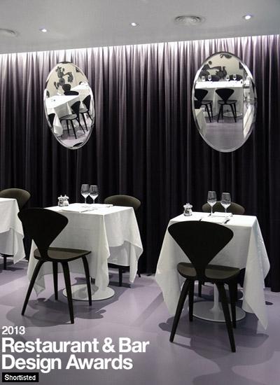 Restaurant & Bar Design Award 2013