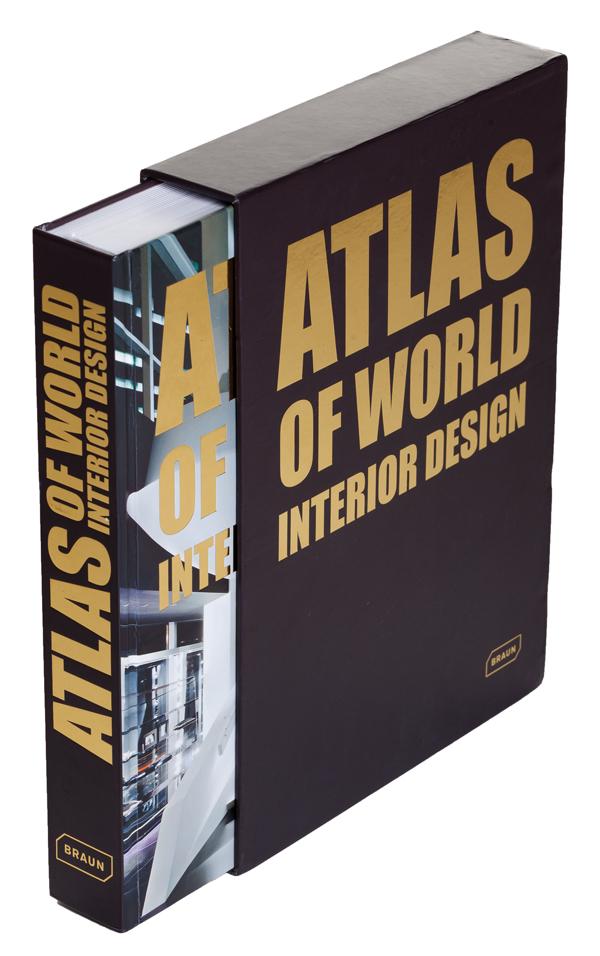 ATLAS OF WORLD INTERIOR DESIGN (Switzerland) - Braun, 2011 - p.292 ph 1 2